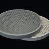 Refraktärer Infrarotofen-Bienenwabecordierite-keramische Gasbrenner-Platte