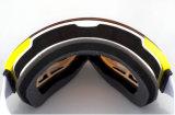 Sobre os óculos de proteção protetores do esqui dos vidros com lente permutável