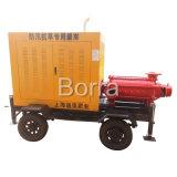 Bomba de água Diesel de alta pressão da luta contra o incêndio