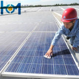 стекло утюга модуля 3.2mm PV Toughened пользой Coated супер белое низкое