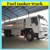 Sinotruck van uitstekende kwaliteit HOWO 20000 Liter van de Tankwagen van de Brandstof voor Verkoop