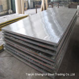 Laminé à froid de la plaque d'acier inoxydable (304, 304L, 316, 316L, 321, 904L)