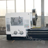 Máquina leve horizontal Cw61200 do torno do metal da eficiência elevada