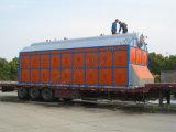Dampf-Warmwasserspeicher SZL-7t Kohle abgefeuerter