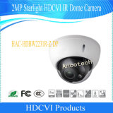 Камера CCTV купола иК Hdcvi Starlight Dahua 2MP (HAC-HDBW2231R-Z-DP)