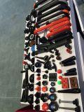 Manopole di gomma di tiro delle parti degli accessori della macchina utensile