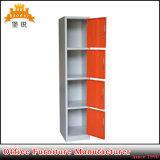 Kd Structure 4 porte Police Firemans Staff Acier Vêtement Cabinet Metal Locker