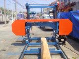 A faixa horizontal do Woodworking de madeira da serração do corte viu para a venda