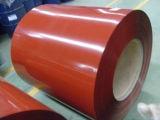 Vorgestrichene Galvalume-Stahlplatte/Farbe beschichteten Aluzinc Stahlring
