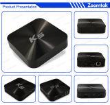 Produtos novos quentes para a caixa 2015 Android da tevê do núcleo do quadrilátero com a caixa superior ajustada da caixa da tevê Amlogics805 e Kodi14.1
