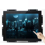 15 monitor quadrado da tela de toque do frame aberto da polegada TFT LCD