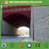 China-Großhandelsgarten-Landschaft geschweißte Steinrahmen Gabion Stützmauer
