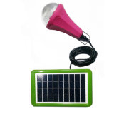 Дешевый солнечный набор освещения с интегрированный батареей для рынка Индии