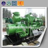 Gerador elétrico usado industrial do gás 180kw natural de potência verde