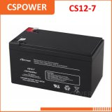 batteria ricaricabile di 12V7.2ah SLA per le unità CS12-7.2D dell'UPS