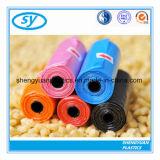 HDPE/LDPEの生物分解性の着色されたリサイクルされたごみ袋