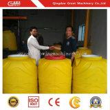 Lagre ضربة آلة صب لخزانات المياه (5000L-5 طبقات)