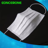Earloop를 가진 처분할 수 있는 Surgical Nonwoven Face Mask