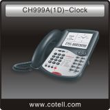 [غسترووم] هاتف مع ساعة ([ش999ا] ([1د]) - ساعة)