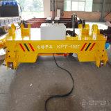 Elektrisches Transportation Trolley Mounted auf Rails Worked mit Crane (KPT-40T)