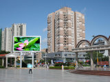 Migliore di prezzi P10 1r1g1b grande LED Visualizzatore digitale esterno di colore completo per fare pubblicità