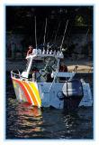 21FT/6.25m Mittelkabine-Aluminiumboot mit Cer