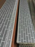 Comitati decorativi impressi del rivestimento di metallo per la parete esterna