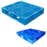 """1200X1200 (48 """" X48 """") In het groot Stapelbaar en Opslag Gebruikte Plastic Pallets Rackable"""
