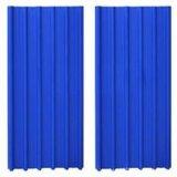 Плитки цвета стальные для стальной структуры