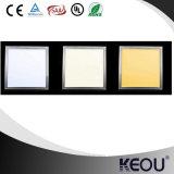 Ecrã plano 80lm/W do painel de teto 600*600mm do diodo emissor de luz do poder superior