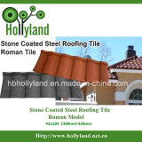 Telha de telhadura de aço revestida de pedra