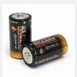 R20p D 1.5V Kohlenstoff-Zink-Batterie