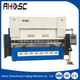 Bosch Rexroth 100t 4000mm 유압 CNC 구부리는 기계