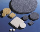 Filter van het Schuim van het zirconiumdioxyde de Ceramische/Zro2 de Ceramische Filter van het Schuim voor het Afgietsel van het Metaal