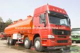 HOWO 340HP Zz1317n4667V 연료 탱크 트럭