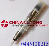 Geläufige Schienen-Einspritzdüse für FAW Jiefang Wixi Dieselmotor 6dm2