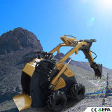 B&S Engine 23HPの小型Skid Steer Loader