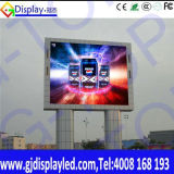 Économie d'énergie extérieure/d'intérieur coulant l'écran polychrome de la location DEL pour la publicité de panneau (P3.91, P4.81, P5.95,)