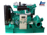 Bomba de agua centrífuga del motor diesel