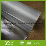 Forro de la fibra de vidrio del papel de aluminio