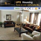 Casa prefabricada del precio bajo con 3 dormitorios