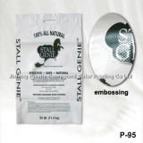 Embossing Pet Food Bag