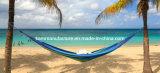 Strand-Hängematten-kampierende Hängematten-im Freienhängematte