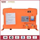 Matando a bateria do projeto 48V 50ah LiFePO4 para telecomunicações com RS232&485