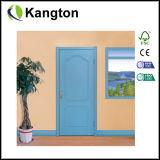 4 Painel laminado quadrado com porta moldada laminada HDF (porta interior)