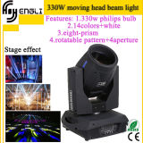 Sharpy all'ingrosso 330W 15r Beam Moving Head Light per la discoteca Party