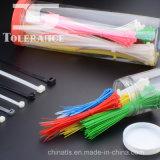 Individu réglable verrouillant les serres-câble en nylon