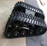 Sistema de trilha de borracha Py-Wsfw-255 para a máquina de ATV