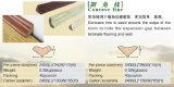 フロアーリングのための積層の鋳造物の使用