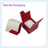 Caja de embalaje de la joyería promocional de la cartulina